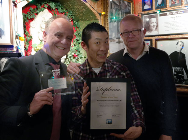 Moridaira, Japan - EBS Dealer Of The Year